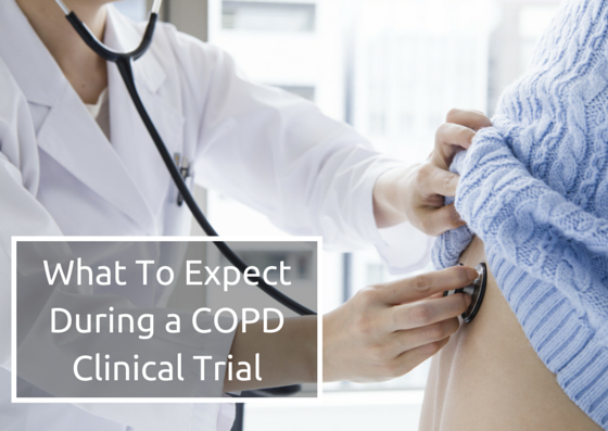 What To Expect When Participating In A COPD Clinical Trial