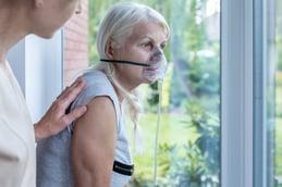 Oxygen Mask Lady 4