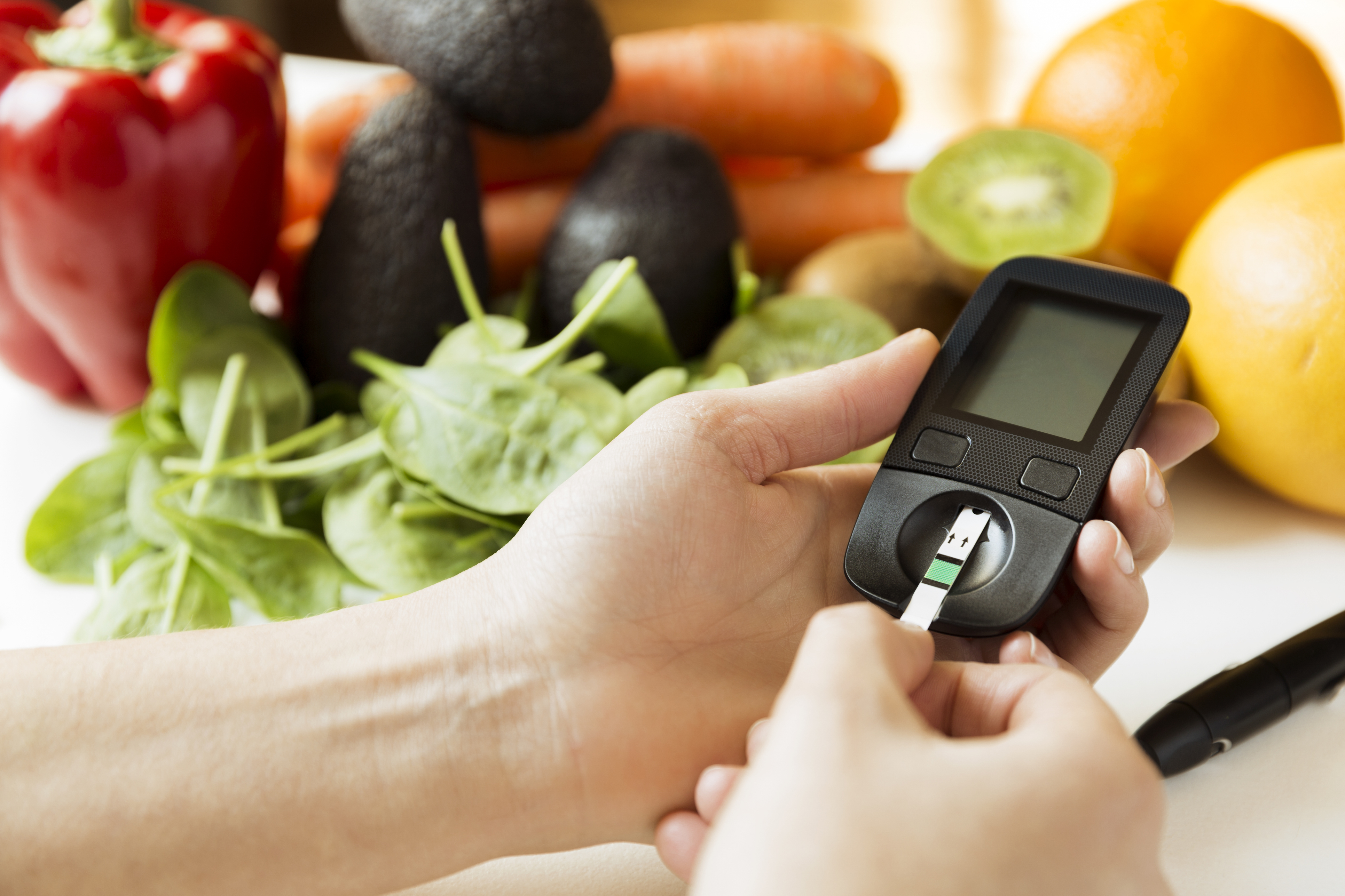 Fueling Your Body for Diabetes